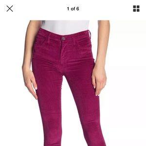 "Current Elliott ""High Waist Stiletto"" pants 23 NEW"